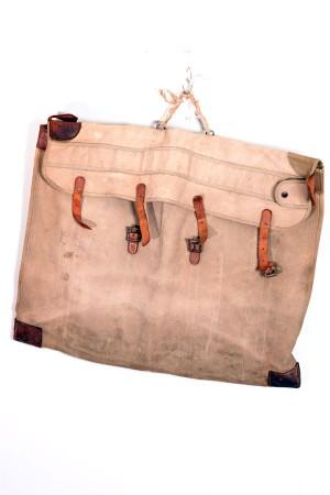 1950's military hand bag