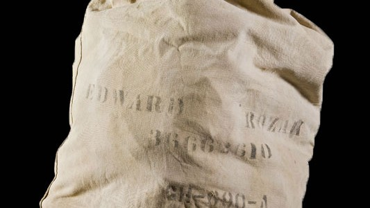 WWII US army laundry bag