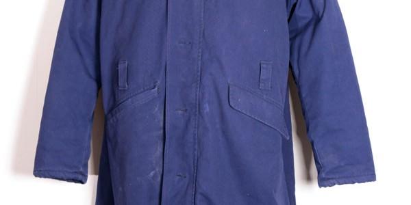 1984 Marine Nationale coat