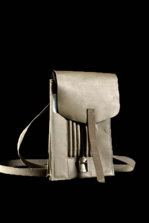 70's Swiss army writer bag