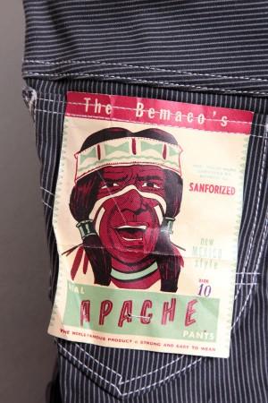 1960's kid Apache pants