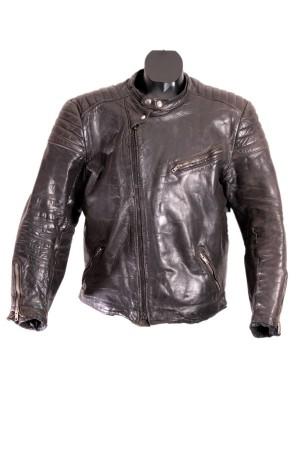 1970's leather jacket