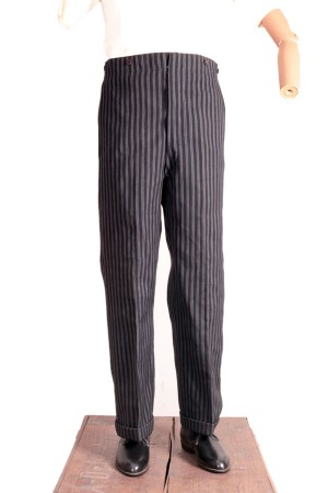 1920's striped pants