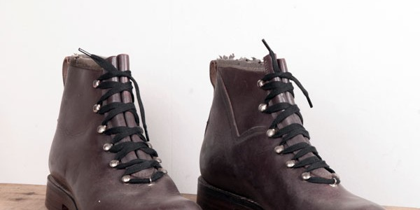 1950's work/mountain boots