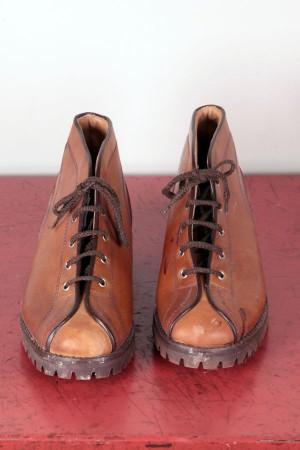 1960 italian monkey boots