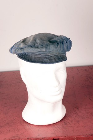 1930's french worker cap*2