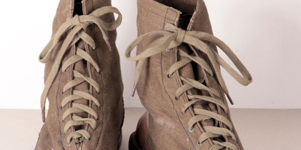 WWII Legion Etrangère mountain shoes