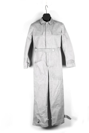 1950's french chambray coverall