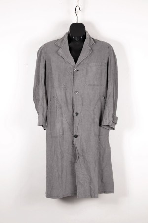 1930's french work coat