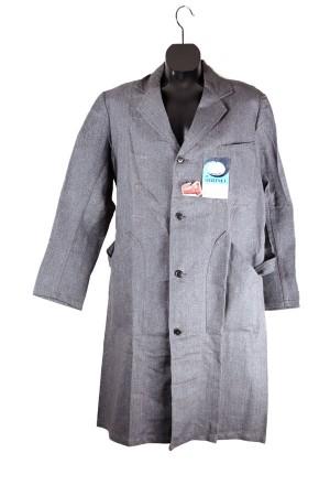 1950's salt & pepper work coat