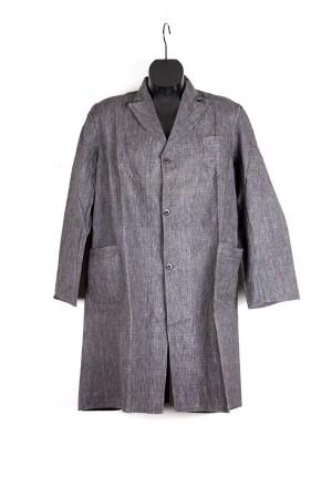 1930's salt & pepper short coat