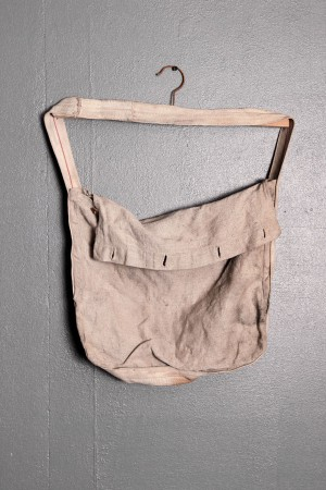 1920's french linen musette
