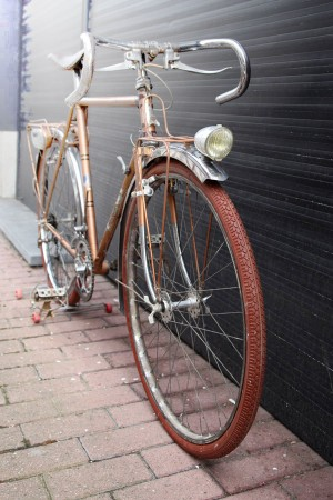 1950's Peugeot Rik Van Steenbergen bicycle