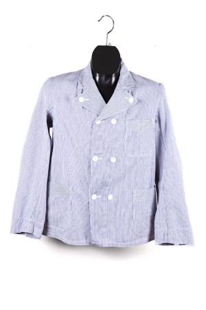 1930's hickory butcher jackets