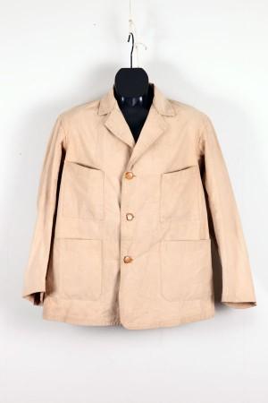 1950's beige colonial jacket