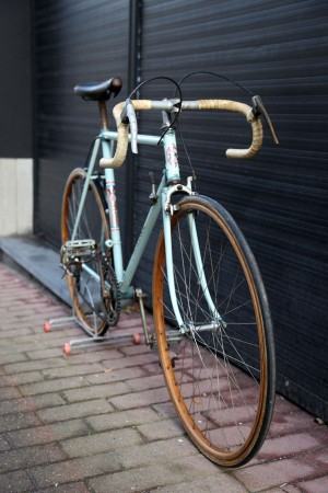 Le Faucon french race bicycle