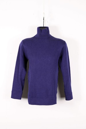 1980's french Marine Nationale wool sweater