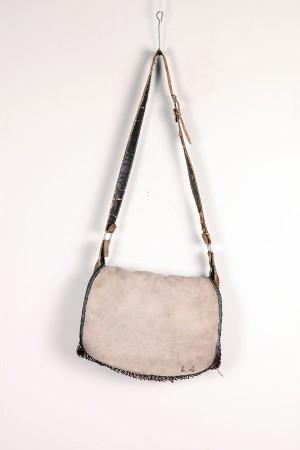 1960's hunting bag