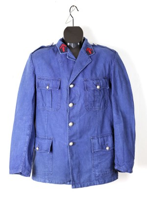 1950's french fireman work jacket