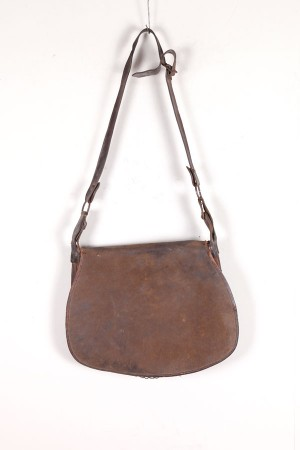 1940's french hunting bag