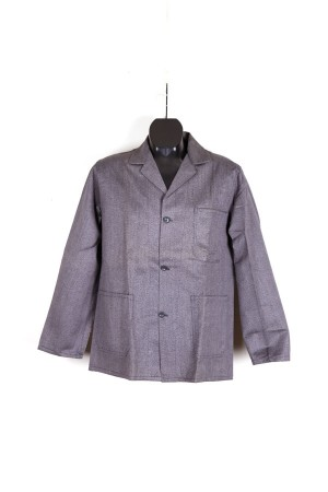 1950's salt & pepper work jacket