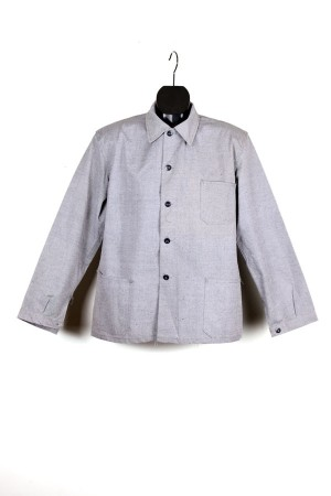 1940's salt & pepper work jacket