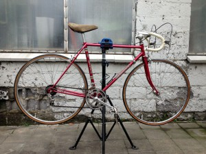 Renzo Sitta bicycle