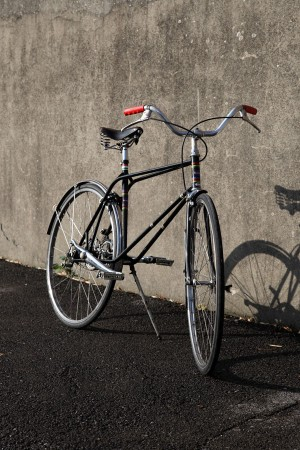 1980's Luigi Paganelli levocyclette