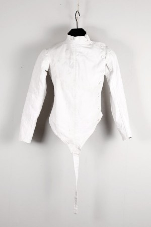 1920's french fencing jacket