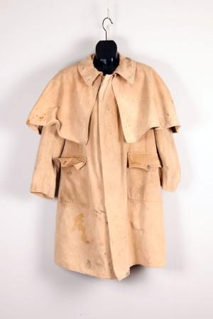 1930's hunting cape coat