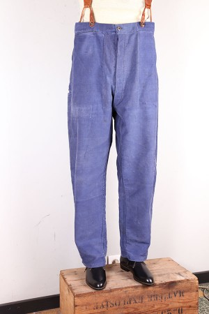 1930's french work trousers