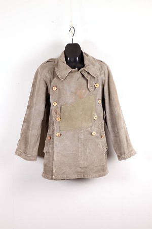 1938 French army motorcyclist jacket