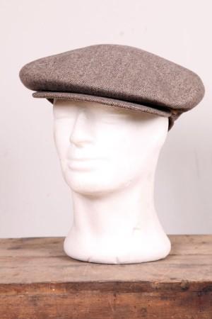 1930's tweed sport cap