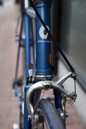 1980's Gitane 102 Aerotube bicycle
