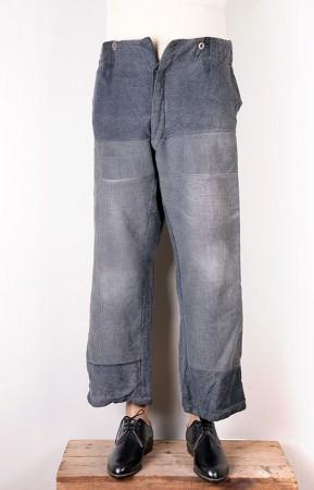 1930's german wool work pants