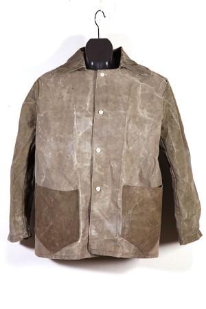 1930's khaki work jacket