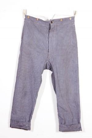 1930's belgian butcher pants