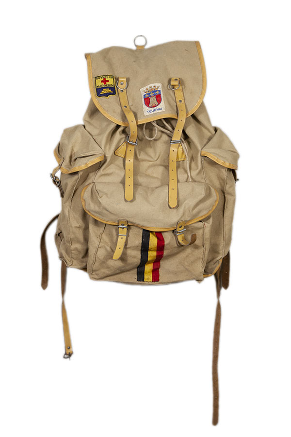 1950's french Lafuma backpack