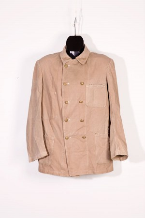 1950's double breasted work jacket