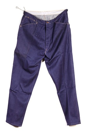 1960's french Solida blue jeans
