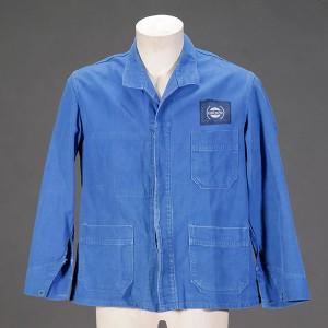 1950 work short jacket