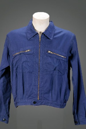 1960 work short jacket