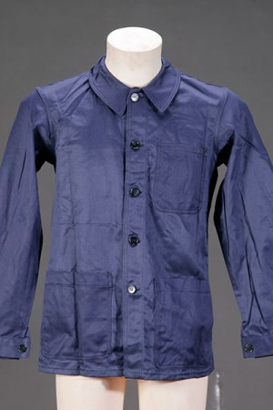 1960's Saint James blue work jacket