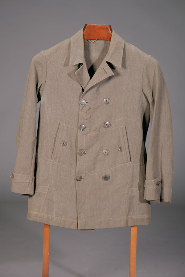 1910 S German Double Breasted Jacket