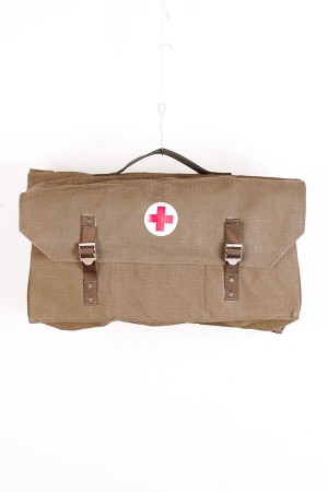 1970's Red Cross handbag