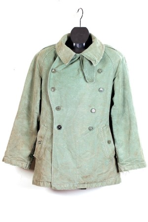 1938 french army motorcyclist coat