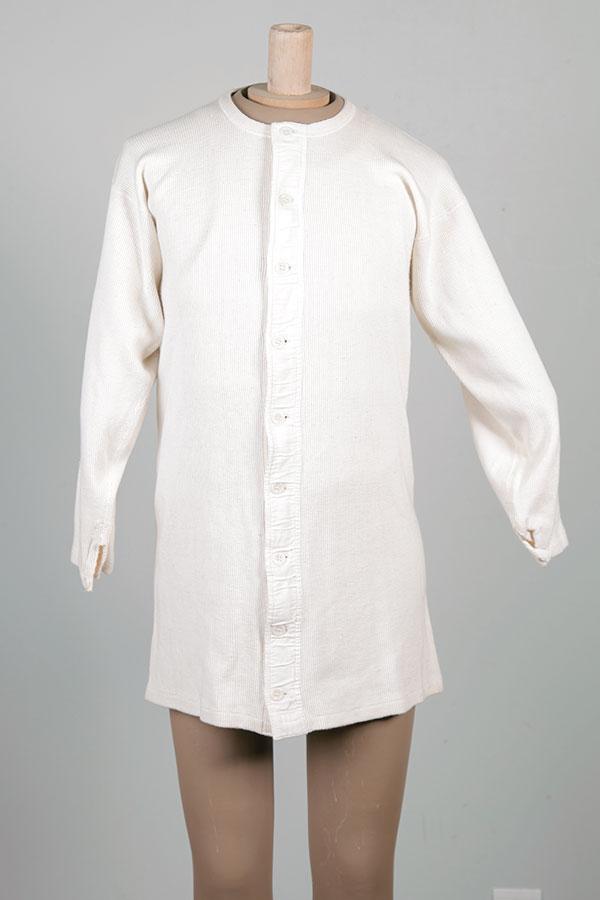 1930's henley shirt