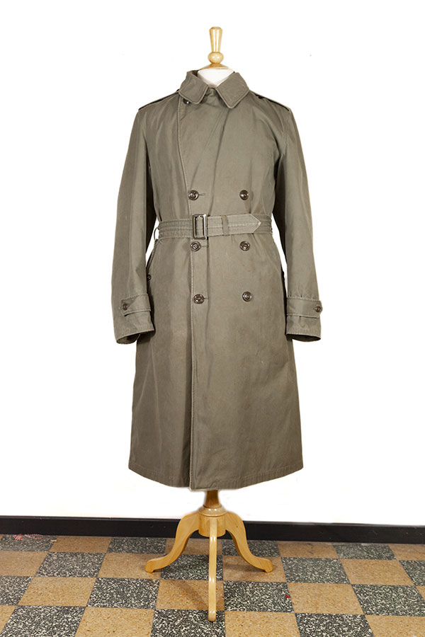 1951 US Army Dress Overcoat  Korean War