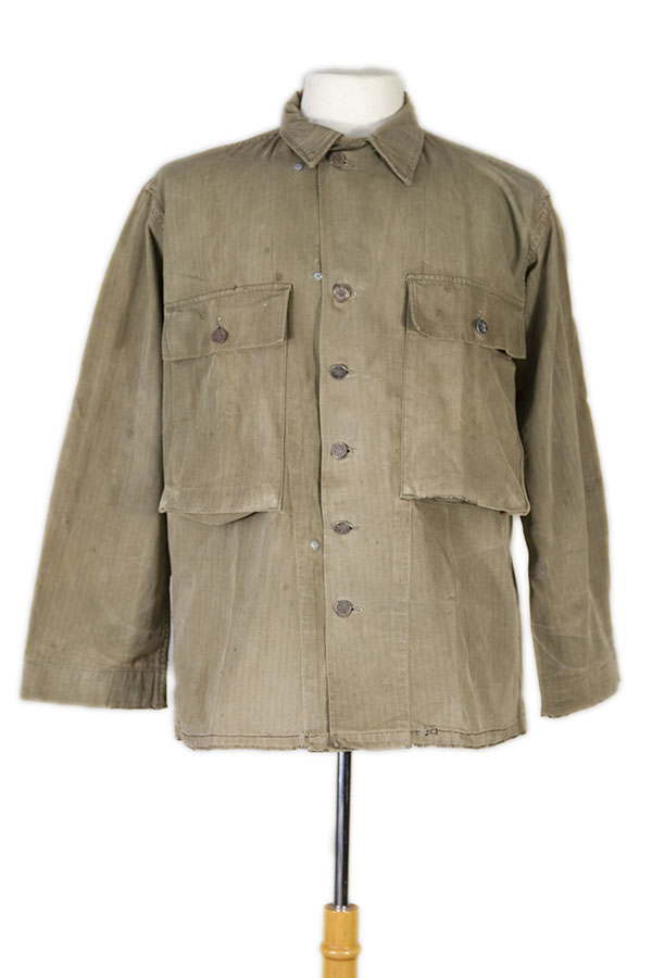 1942 US army herringbone twill jacket