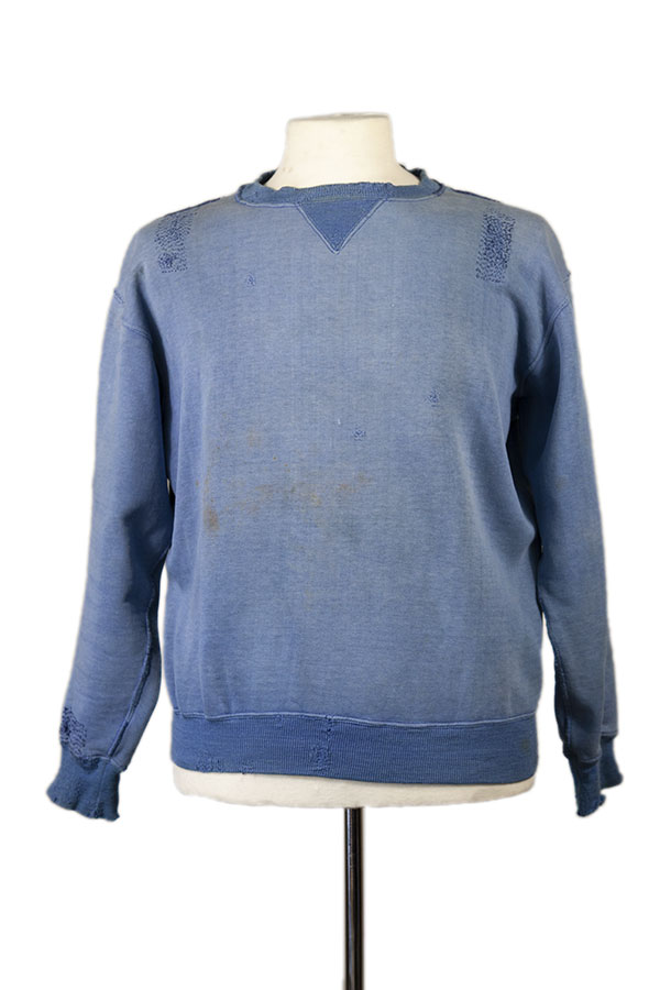 1960's french Marine Nationale sport sweat shirt